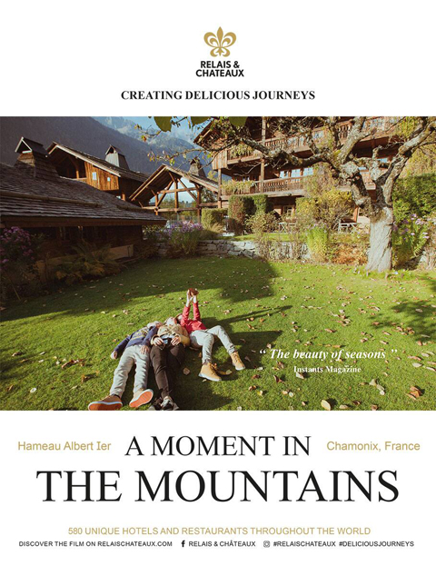 A MOMENT IN THE MOUNTAINS (フランス)